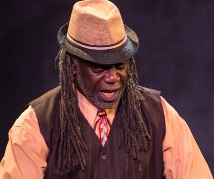 Reginald Wilkins as Elmore – Photo: Malaika H Kambon
