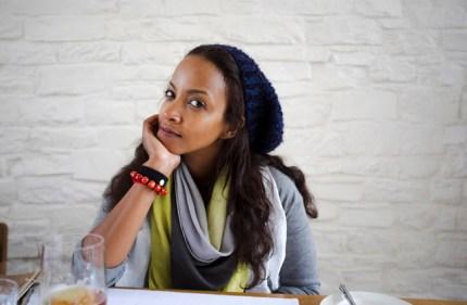 Filmmaker Rachel Samuel