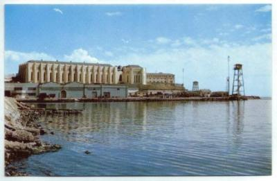San Quentin's West Block