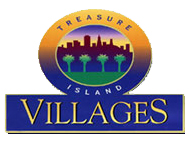 Treasure Island Villages logo
