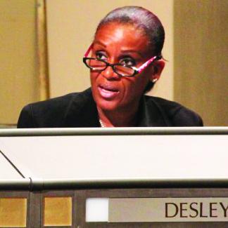 Oakland City Councilmember Desley Brooks – Photo: Megan Molteni