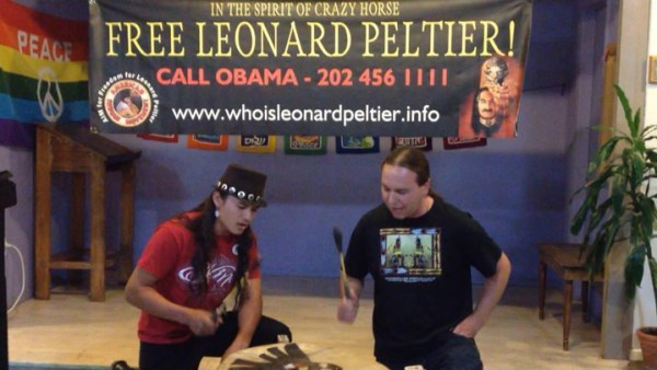 Each day for the remainder of this week, please lend aid to the rally in Washington, D.C., for Leonard Peltier. Call on President Obama to free Leonard Peltier: Call 202-456-1111 or 202-456-1414; email President Obama at http://www.whitehouse.gov/con…/submit-questions-and-comments; post a comment on his Facebook page at https://www.facebook.com/potus/?fref=ts&hc_location=ufi; send a tweet to President Obama: @POTUS; and/or write a letter: President Barack Obama, The White House, 1600 Pennsylvania Ave. NW, Washington, DC 20500.