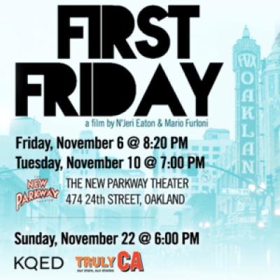 'First Friday' at New Parkway