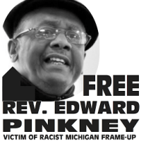Rev. Pinkney: I believe Berrien County officials have put a hit on me, inside the prison system