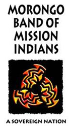 Morongo Band of Mission Indians, a sovereign nation logo