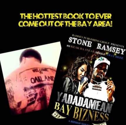 'Yadadamean' by Stone Ramsey with Keak Da Sneak ad