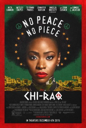 'Chi-Raq' poster