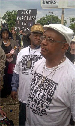 Rev. Edward Pinkney, a fearless protest and boycott leader