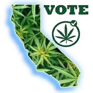 Vote Cali Marijuana Initiative