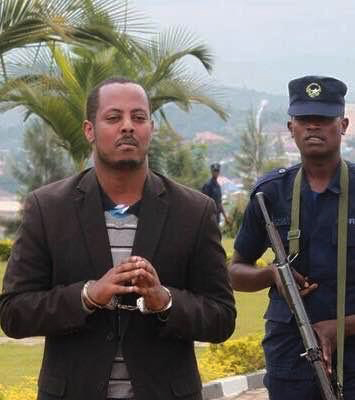 Musician Kizito Mihigo, a genocide survivor, is in jail for 20 years on fabricated charges.