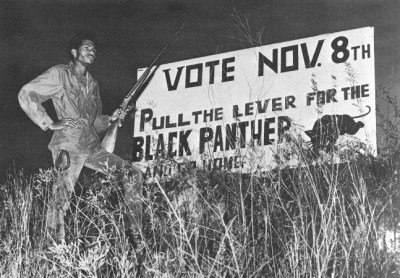 Election night, Lowndes County, Mississippi, 1966