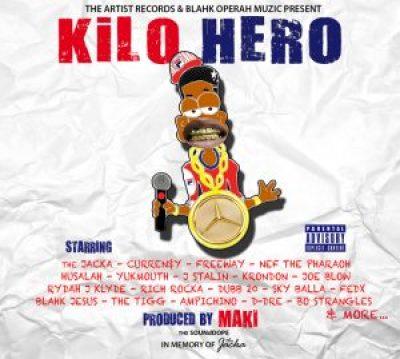 'Kilo Hero' cover