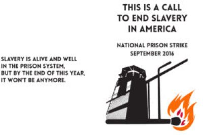 'This is a call to end slavery in America' National Prison Strike Sept 2016, web