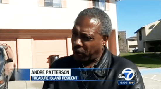 Andre Patterson interviewed on ABC7