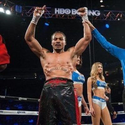 Mahasin earned a unanimous-decision victory.
