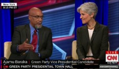 CNN Town Hall broadcast Aug. 17, 2016