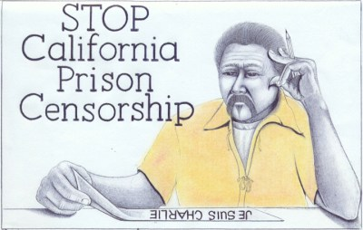 Before the hunger strikes and the Ashker settlement ended indefinite solitary confinement in California and released nearly everyone from solitary into general population, artists in solitary played a major role in the movement. This is by one of the best and most prolific. – Art: Michael D. Russell, C-90473, HDSP D3-20, P.O. Box 3030, Susanville CA 96127