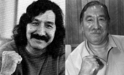 Buried in maximum security prisons for 40 years, provided almost no medical care, his sight now failing, Leonard Peltier still stands strong and defiant against injustice. Send our brother some love and light: Leonard Peltier, 89637-132, USP Coleman I, P.O. Box 1033, Coleman FL 33521.