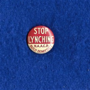 stop-lynching-naacp-button