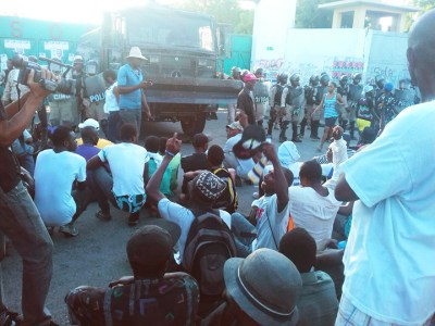 Resisting the lynching of Haitian liberty! – Added Commentary By Haitian-Truth