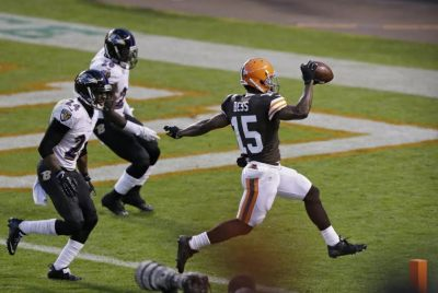 'Pass Interference: The Davone Bess story' tackles mental illness in NFL at SF Black Film Fest