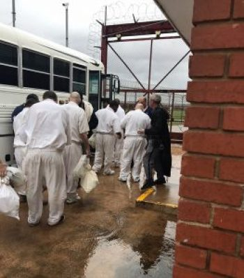 Texas prisoners denied mail as 5,000 are evacuated | San
