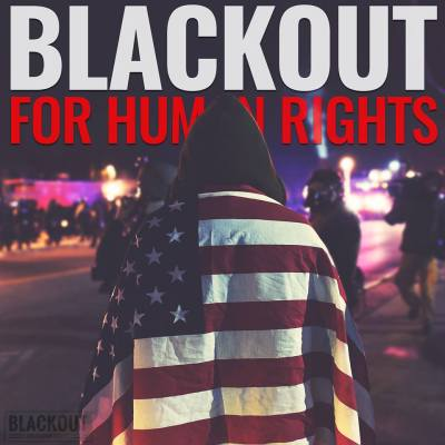 BlackOut for Human Rights kicks off 4th annual #BlackOutBlackFriday nationwide boycott of major retail chains
