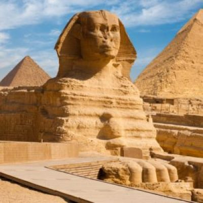 Black genius built the pyramids, not slave labor