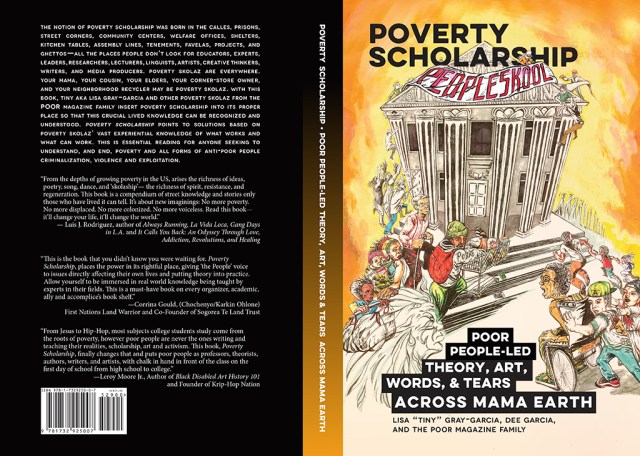 The Depths Of How Poverty Affects >> Poverty Scholarship Poor People Create Their Own Theory