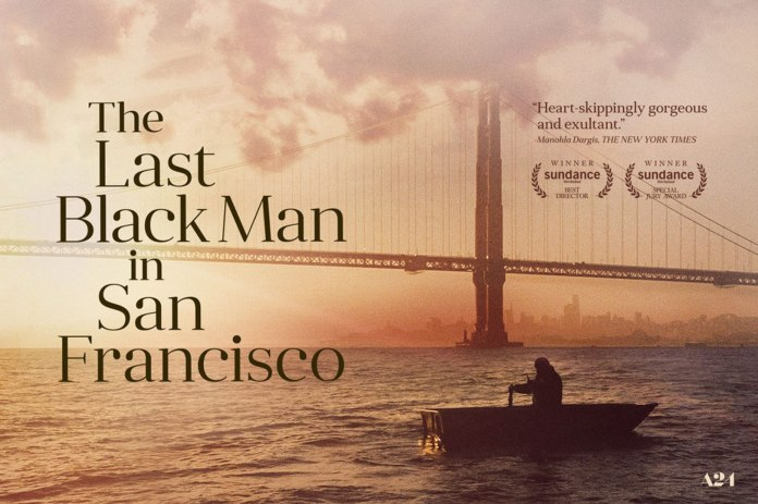 The-Last-Black-Man-in-San-Francisco-poster, Hit me, Bruh! Thoughts on 'The Last Black Man in San Francisco', Culture Currents
