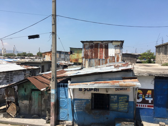 Lasalin-neighborhood-in-Port-au-Prince-2019-by-Judith-Mirkinson, Stop the Massacres in Haiti Week of Action, World News & Views