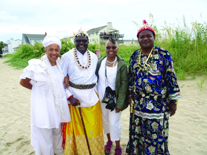 400-Years-Mujah-Shakir-the-Chiefs-participated-in-the-naming-ceremony-Saturday-morning-by-Wanda, Wanda's Picks for October 2019, Culture Currents