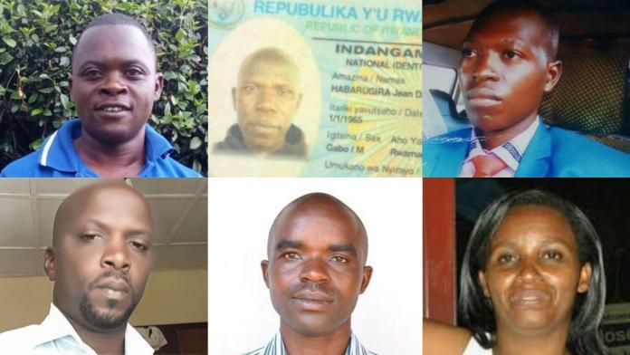 Recently-murdered-Rwandan-dissidents-Mutuyimana-Habarugira-Ndereyimana-Twagirimana-Iragena, Rwanda: Murder of dissidents continues as migrants are shipped in, World News & Views