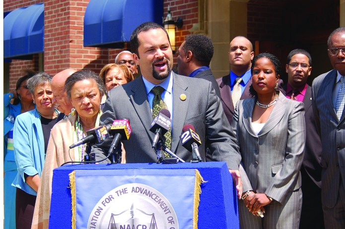 Ben-Jealous-new-NAACP-president-051708, Former Black Press executive named NAACP president, Archives 1976-2008 National News & Views
