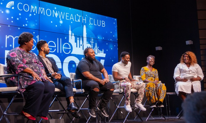 Commonwealth-Club-panel-on-anti-Blackness-'When-POC-Is-Not-Enough'-102519-by-Pax-Ahimsa-Gethen, Diversity talk highlights anti-Blackness and Black erasure within the LGBTQIA+ community, Culture Currents