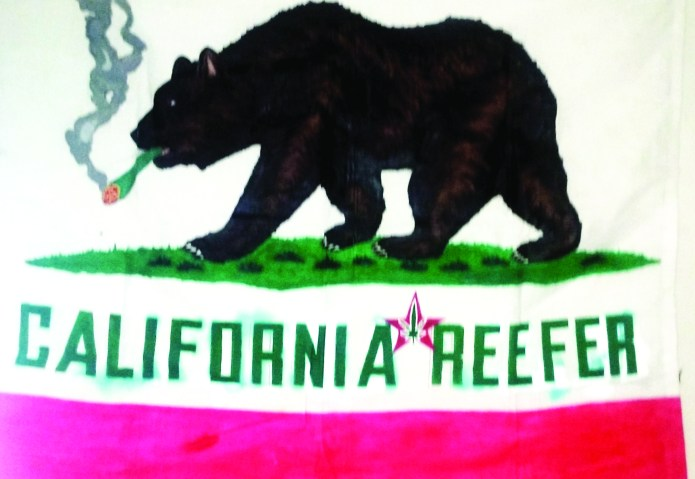 California-Reefer-art-by-unnamed-incarcerated-California-artist, Artivists in Action and Solidarity: Rattle the KAGE Dec. 7, 4-7pm, Culture Currents