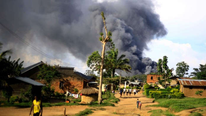 Protesters-burn-UN-peacekeepers-base-in-Beni-Congo, Congo: Millions die while the UN keeps the peace, Featured World News & Views