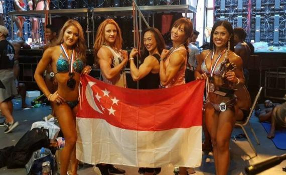 Team Singapore