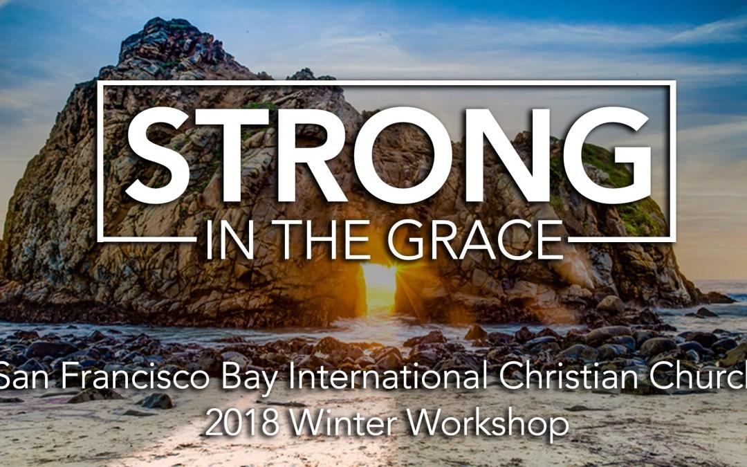 2018 Winter Workshop