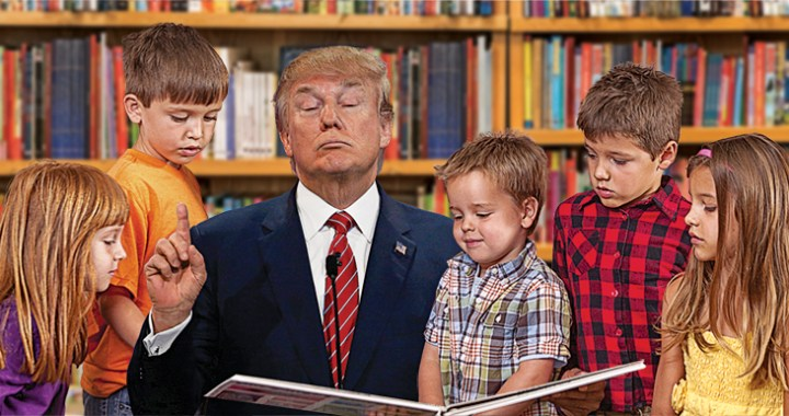 The 5 Best Books of All Time According to Donald Trump