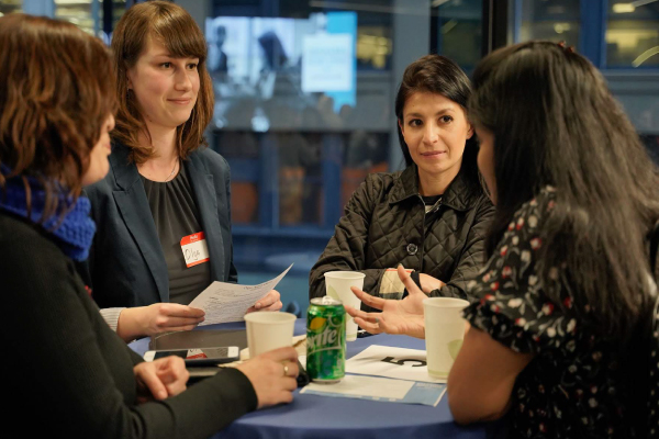 Bridging the Networking Gap at Breaking Into Tech