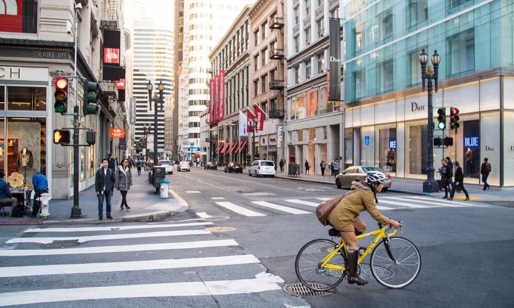 The COVID-19 Effect on San Francisco Transportation