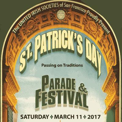 St. Patricks Day Parade and Festival @ Civic Center Plaza   San Francisco   California   United States