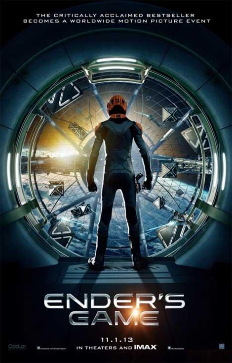 Ender's Game... poster child.
