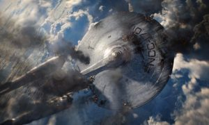INTO THE DARKNESS boldly goes into the favorable light of STAR TREK's glorious history of its excitable space-aged frontier