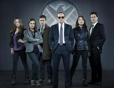 Marvel's Agents of SHIELD... first trailer.
