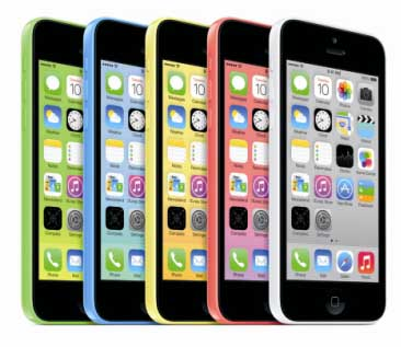 """Apple's """"cheap"""" iPhone 5c - a snap at just... £549?"""