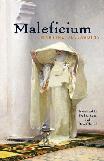 Maleficium by Martine Desjardins scoops the 2013 Sunburst Award.
