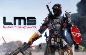 LMS: Killbook of a Bounty Hunter by Dan Luvisi