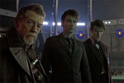 Doctor Who: The Day of the Doctor... teaser.